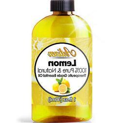 Artizen Lemon Essential Oil  Therapeutic Grade - Huge 1oz Bo