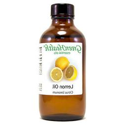 4 fl oz Lemon Essential Oil  - GreenHealth