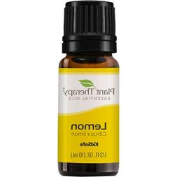 Plant Therapy Lemon Essential Oil 100% Pure, Undiluted