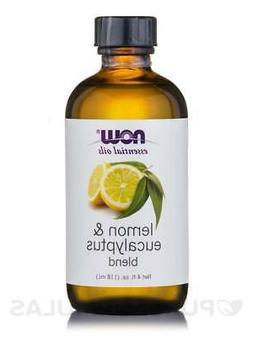 Now Lemon & Eucalyptus Oil Blend  4 fl.oz