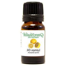 5 ml Lemon Essential Oil  - GreenHealth