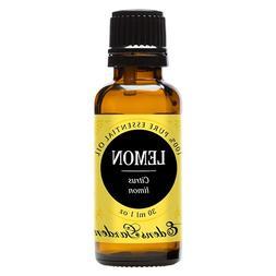 Lemon 100% Pure Therapeutic Grade Essential Oil by Edens Gar