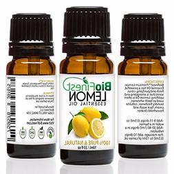 Lemon Essential Oil - 100% Pure Therapeutic Grade