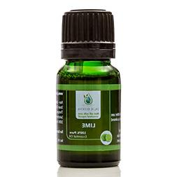 Jade Bloom 100% Pure Lime Essential Oil - 10ml