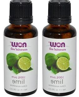 Now Foods Lime Oil 2 oz