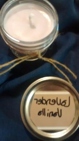 Mindy's Pure SOY Candles, Premium Essential Oils, 100% Cotto