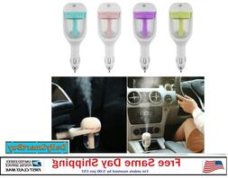 Mini Car Air Humidifier Essential Oil Diffuser Ultrasonic Ar