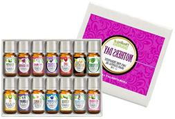 Mothers Day Set 100% Pure, Best Therapeutic Grade Essential
