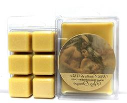 NAG CHAMPA 3.2oz Pack of Soy Wax Tarts  Scent Brick wax Melt