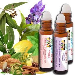 Aromata Immune Boosting Essential Oil Blend For Kids Organic