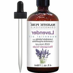 Natural, Therapeutic Grade, Premium Quality Blend of Lavende