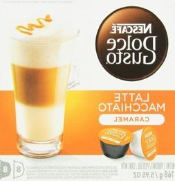 Nescafe Dolce Gusto for Nescafe Dolce Gusto Brewers, Caramel