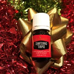New Young Living Christmas Spirit Essential Oil Blend 5 ml