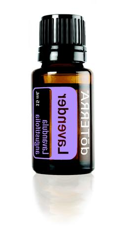 NEW doTERRA Lavender 15 mL Essential Oil - Sealed Exp 01/202