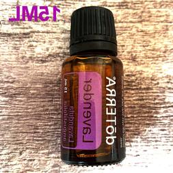 NEW doTERRA Lavender Therapeutic Essential Oil-15ml 100% Aut