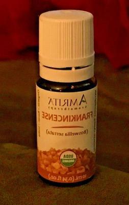 new sealed aromatherapy frankincense essential oil usda