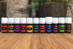 NEW SEALED AUTHENTIC YOUNG LIVING Essential Oils 15ml,10ml,