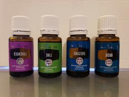 NEW! SEALED! FRESH STOCK! Young Living Essential Oils 5 &15