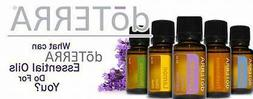 doTERRA ON GUARD ESSENTIAL OIL SAMPLES - CHOOSE SIZE AND CON