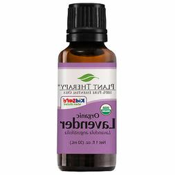 Organic Lavender Essential Oil 30 ml  100% Pure, Therapeutic