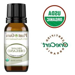 Organic Oregano Essential Oil 10ml USDA Certified Therapeuti