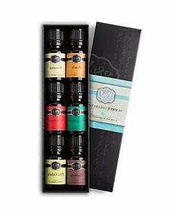 P&J Trading Summer Set of 6 Premium Grade Fragrance Oils