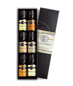 P&J Trading Bakery Set of 6 Premium Grade Fragrance Oils - P