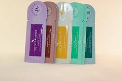 Young Living Essential Oil Packets- Variety Packet of 5 Esse