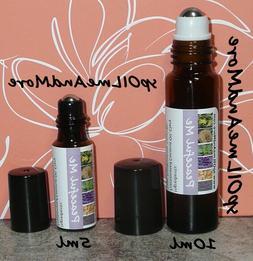 PEACEFUL ME Essential Oil blend Roller Vetiver ADD ADHD Anxi
