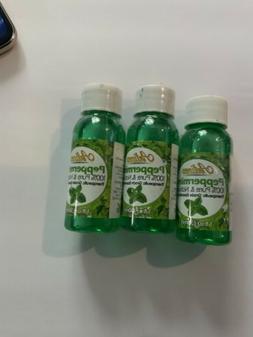 Pure Body Naturals Peppermint Essential Oil  - 1 fl.oz. Arti