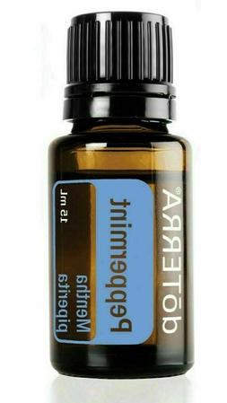 peppermint essential oil 15ml factory sealed expires