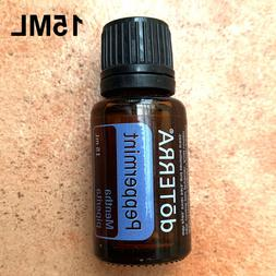 doTERRA - Peppermint Essential Oil 15ml - Promotes Clear Bre