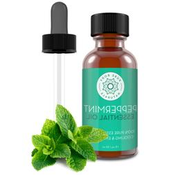 Pure Body Naturals Peppermint Essential Oil