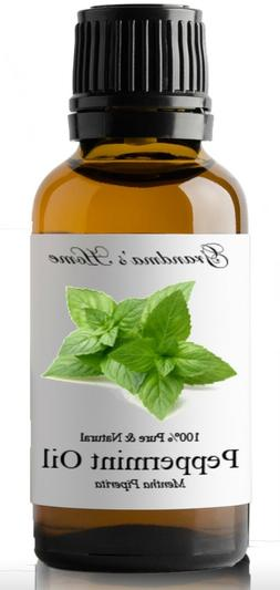 Peppermint Supreme Essential Oil - 30 mL 100% Pure and Natur