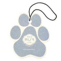 One Fur All Pet House Car Air Freshener In 12 Fragrances - O