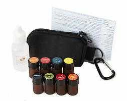 Pocket Doctor 4 Essential Oil Keychain Kit by Davina Wellnes