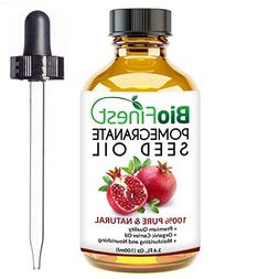BioFinest Pomegranate Seed Organic Oil - 100% Pure Cold-Pres