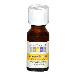 Aura Cacia Precious Essentials Sandalwood Blended with Jojob