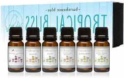 premium fragrance essential oils tropical bliss bottles