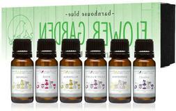 Premium Grade Fragrance Oils - Flower Garden - Gift Set - 6/