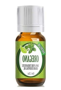 premium oregano 100 percent pure therapeutic essential