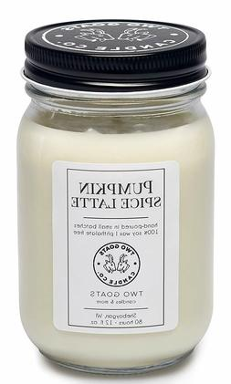 Pumpkin Spice Latte Candle for Holidays Scented Bakery Candl