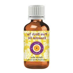 Pure Birch Tar Essential Oil  Aromatherapy Therapeutic