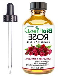 Biofinest Rose Essential Oil - 100% Pure Organic Therapeutic