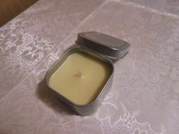 Rose & Jasmine Essential Oil Aromatherapy Candle