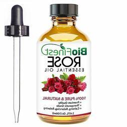 Biofinest Rose Essential Oil - 100% Pure Organic Therapeutic