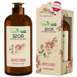 Biofinest Rose Essential Oil Shower Gel - Aromatherapy Luxur