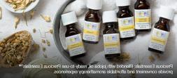 Aura Cacia's Rare Essentials Blended with Jojoba Oil and Mor