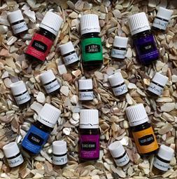 Young Living Essential Oils Samples 1 & 2 ml BLENDS  Full Li
