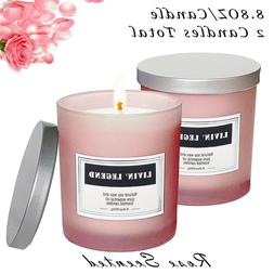 YINUO LIGHT Scented Candles Gifts Set for Women, 8 x 2.5 Oz